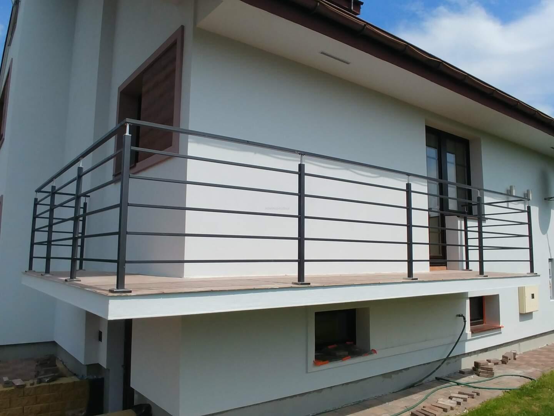 Bardzo dobra balustrady-lublin.pl. Najtańsze w Polsce balustrady balkonowe AU33