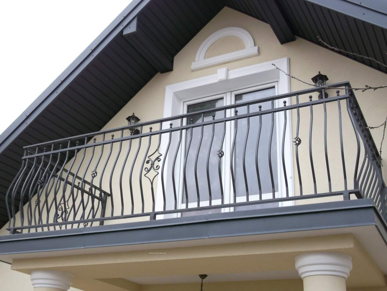 Zaawansowane balustrady-lublin.pl. Najtańsze w Polsce balustrady balkonowe XD73