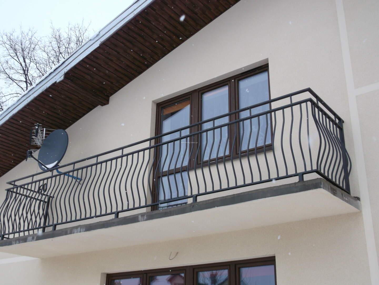 Rewelacyjny balustrady-lublin.pl. Najtańsze w Polsce balustrady balkonowe LD02