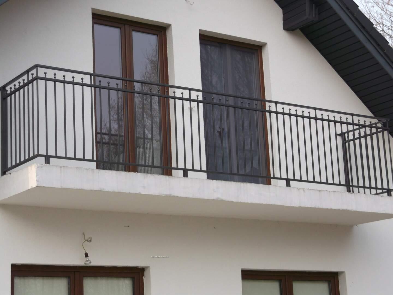 Młodzieńczy balustrady-lublin.pl. Najtańsze w Polsce balustrady balkonowe LX09