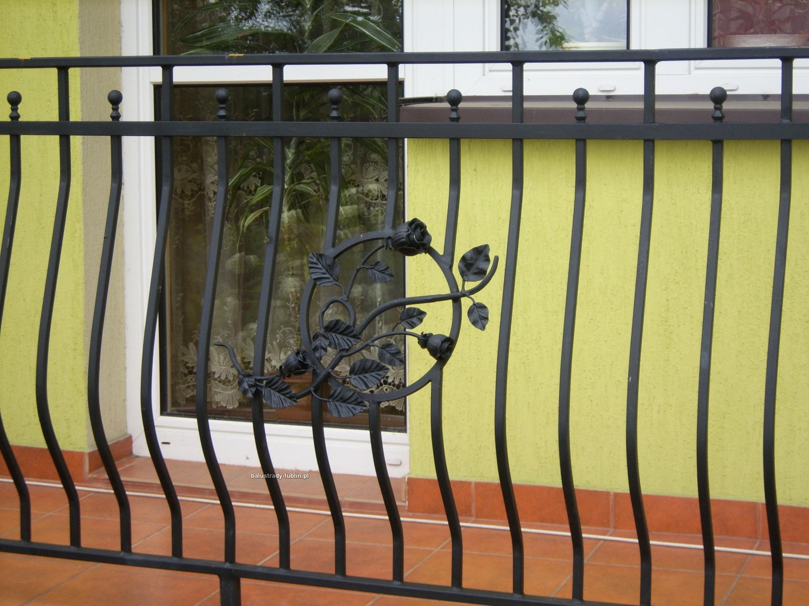 Balustrada brzuchata ozdobna 15