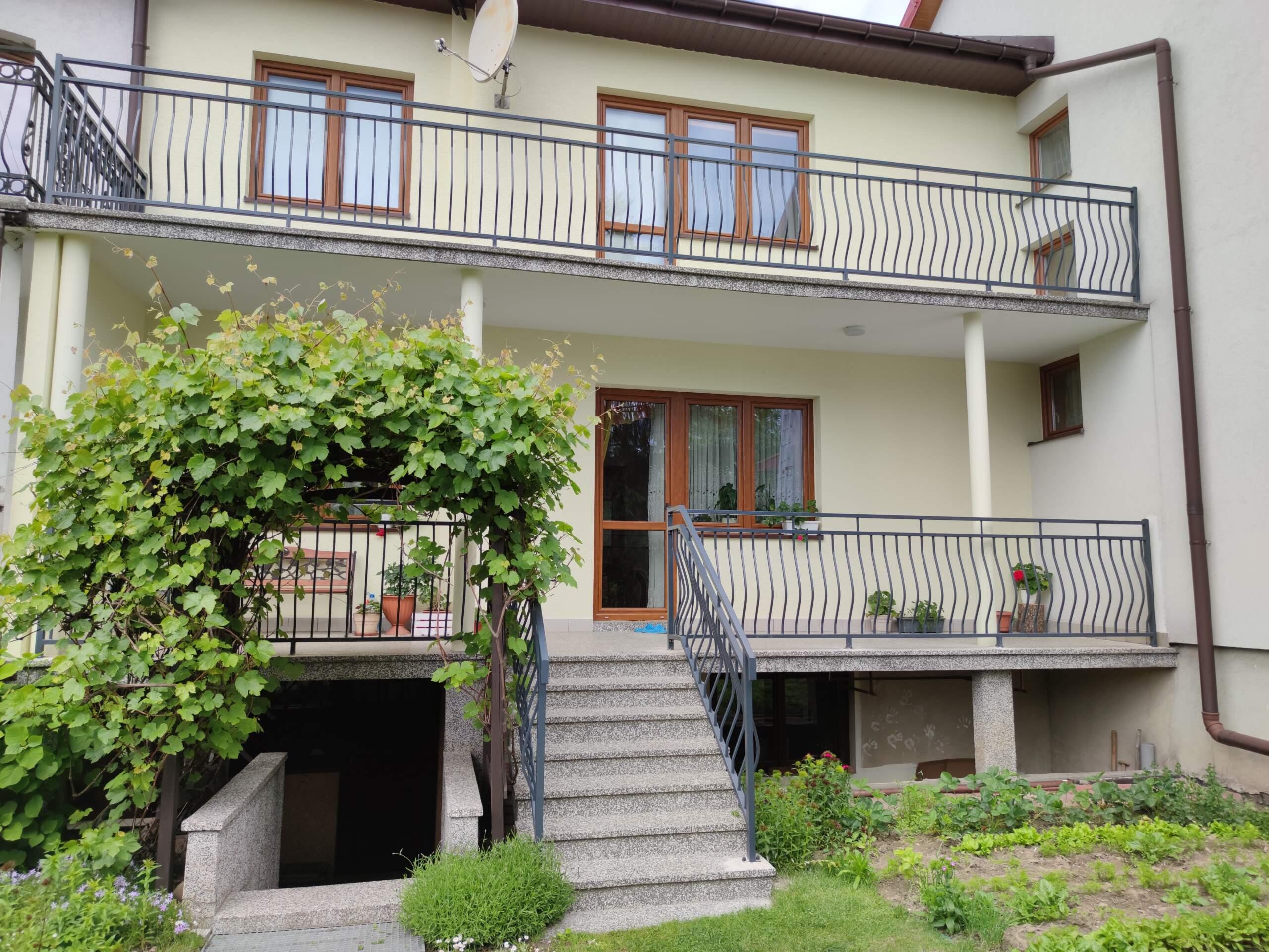 Balustrada balkonowa brzuchata 1